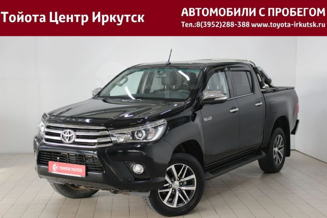 Toyota Hilux Pick Up, 2017 год, 2 270 000 руб.