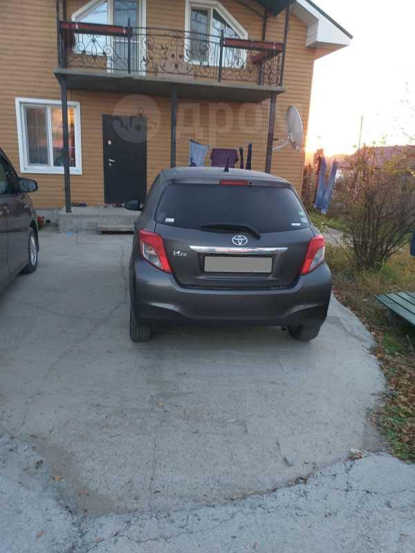 Toyota Vitz, 2013 год, 420 000 руб.