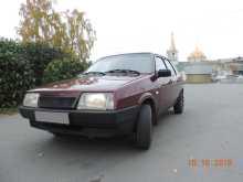 ВАЗ (Лада) 2109, 2005 г., Новосибирск