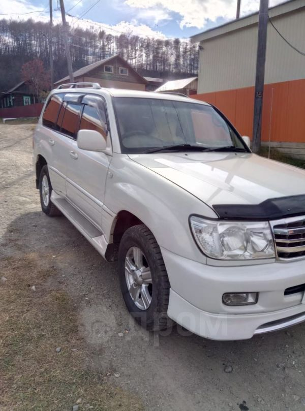 Toyota Land Cruiser, 1998 год, 1 150 000 руб.