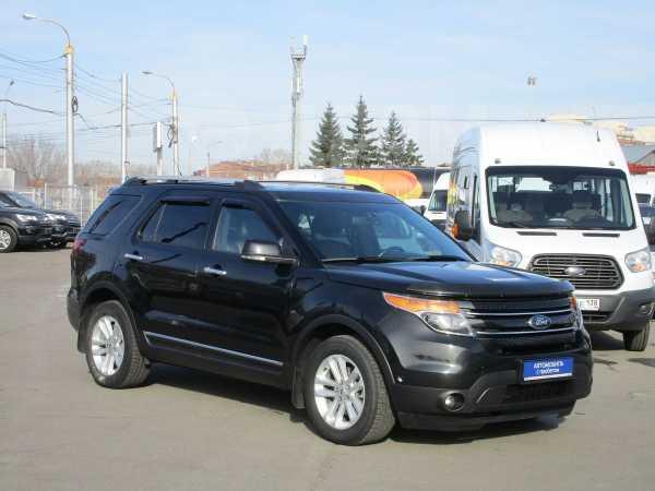 Ford Explorer, 2012 год, 1 348 000 руб.