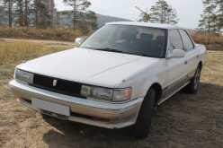 Улан-Удэ Toyota Chaser 1990