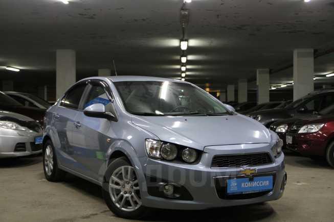 Chevrolet Aveo, 2013 год, 494 000 руб.