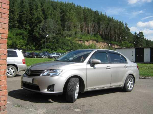 Toyota Corolla Axio, 2014 год, 699 000 руб.