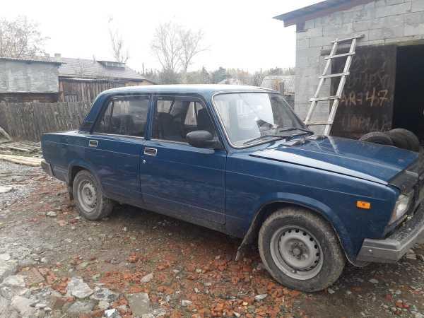 Лада 2107, 2008 год, 80 000 руб.