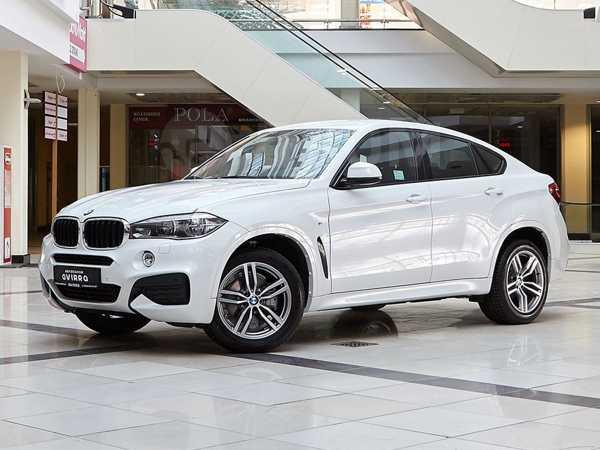 BMW X6, 2018 год, 4 376 000 руб.