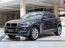 Самара BMW X6 2018