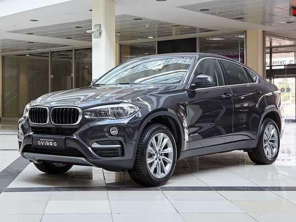 BMW X6, 2018 год, 4 270 000 руб.