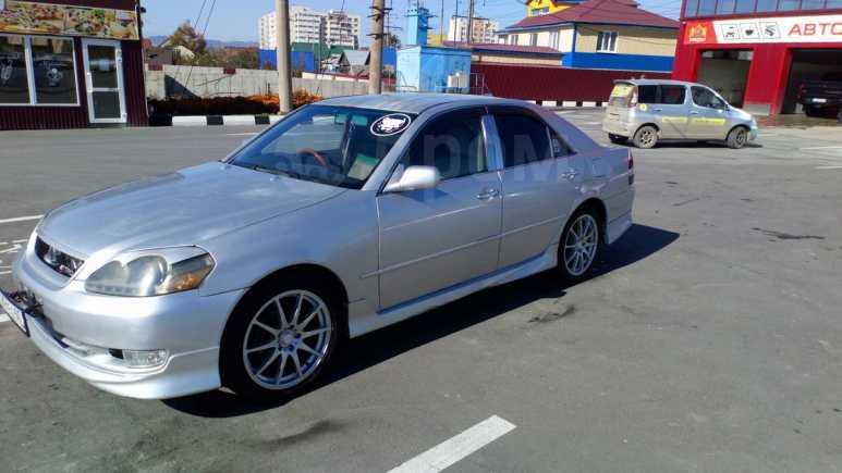Toyota Mark II, 2001 год, 480 000 руб.
