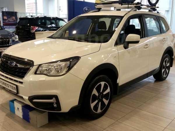 Subaru Forester, 2018 год, 2 048 400 руб.