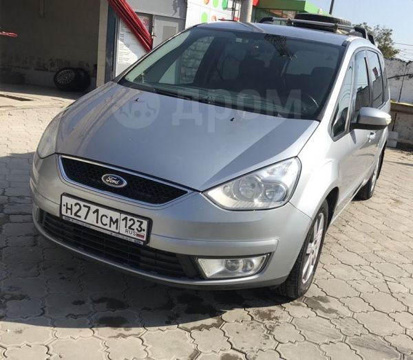 Ford Galaxy, 2007 год, 465 000 руб.