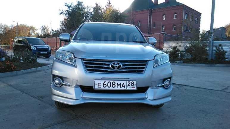 Toyota Vanguard, 2010 год, 900 000 руб.