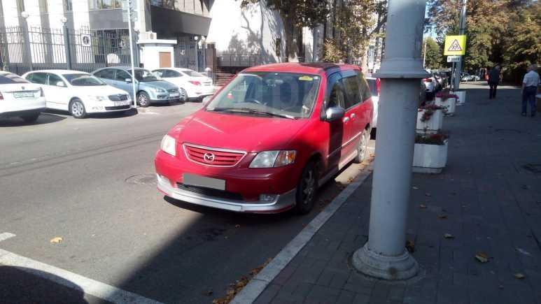 Mazda MPV, 2001 год, 227 000 руб.