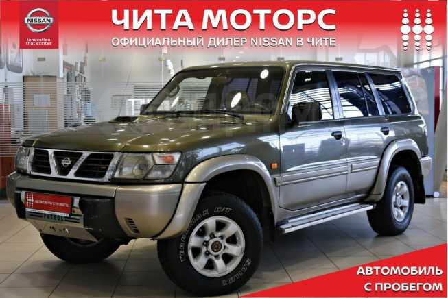 Nissan Patrol, 1998 год, 629 000 руб.