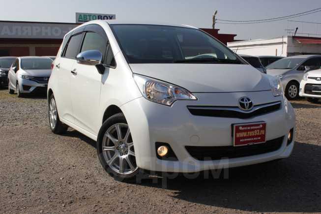 Toyota Ractis, 2013 год, 744 999 руб.