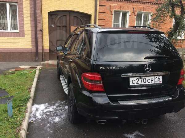 Mercedes-Benz M-Class, 2005 год, 600 000 руб.