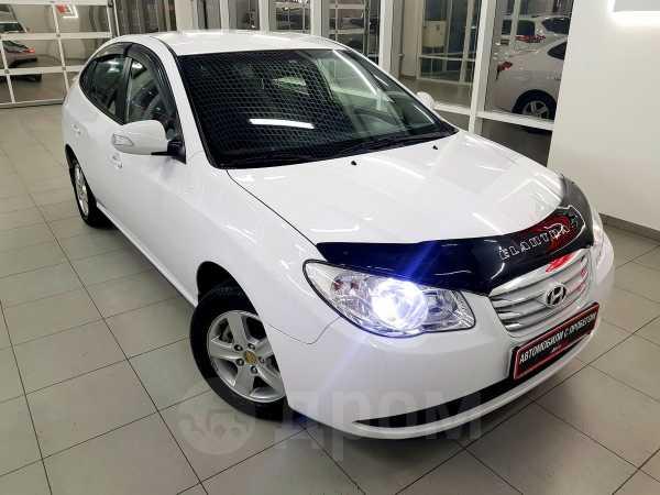 Hyundai Elantra, 2011 год, 467 000 руб.