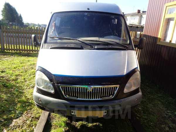 ГАЗ 2217, 2003 год, 190 000 руб.
