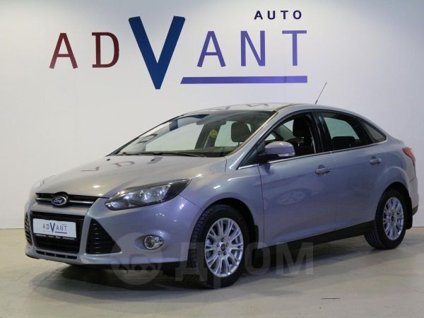 Ford Focus, 2012 год, 447 000 руб.