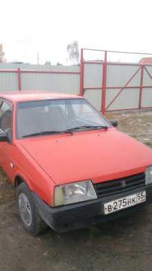 Омск 2108 1988