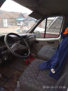 ГАЗ 2217 Баргузин, 2004 г., Красноярск