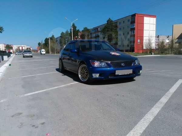 Lexus IS200, 1999 год, 325 000 руб.