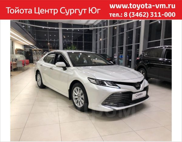 Toyota Camry, 2018 год, 1 903 000 руб.