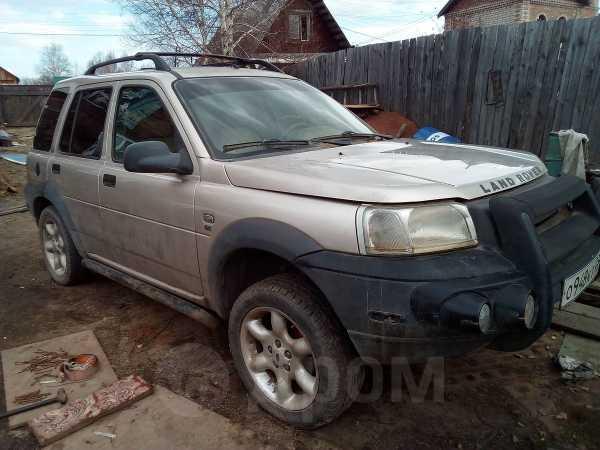 Land Rover Freelander, 2001 год, 250 000 руб.