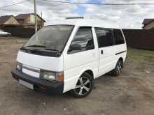 Омск Vanette 1990