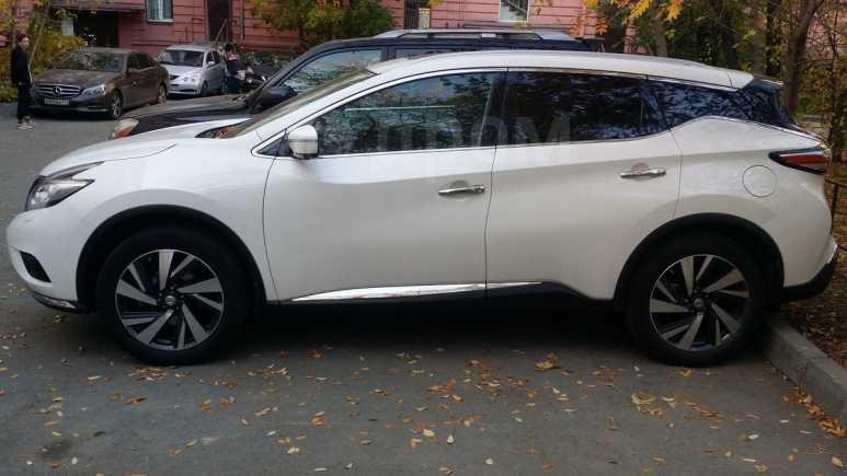 Nissan Murano, 2017 год, 2 490 000 руб.