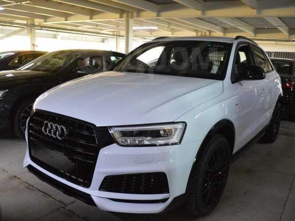 Audi Q3, 2018 год, 2 367 000 руб.