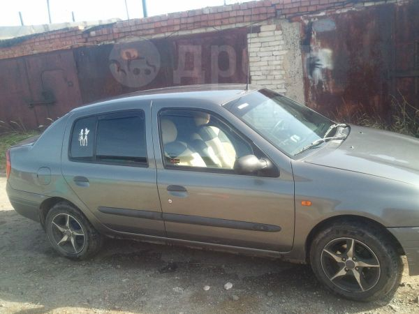 Renault Clio, 2003 год, 125 000 руб.