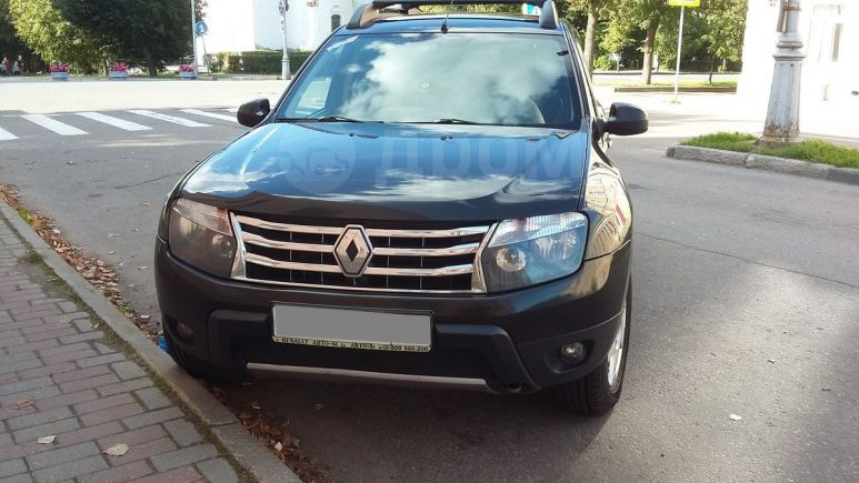 Renault Duster, 2012 год, 600 000 руб.