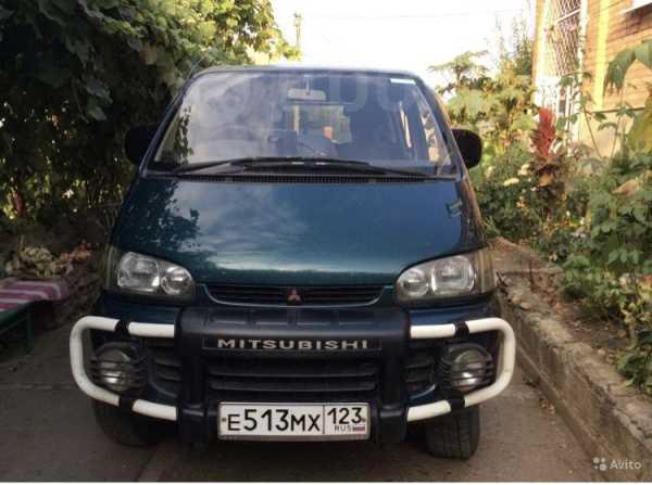 Mitsubishi Delica, 1996 год, 510 000 руб.