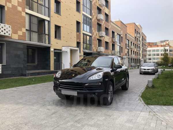 Porsche Cayenne, 2010 год, 1 490 000 руб.