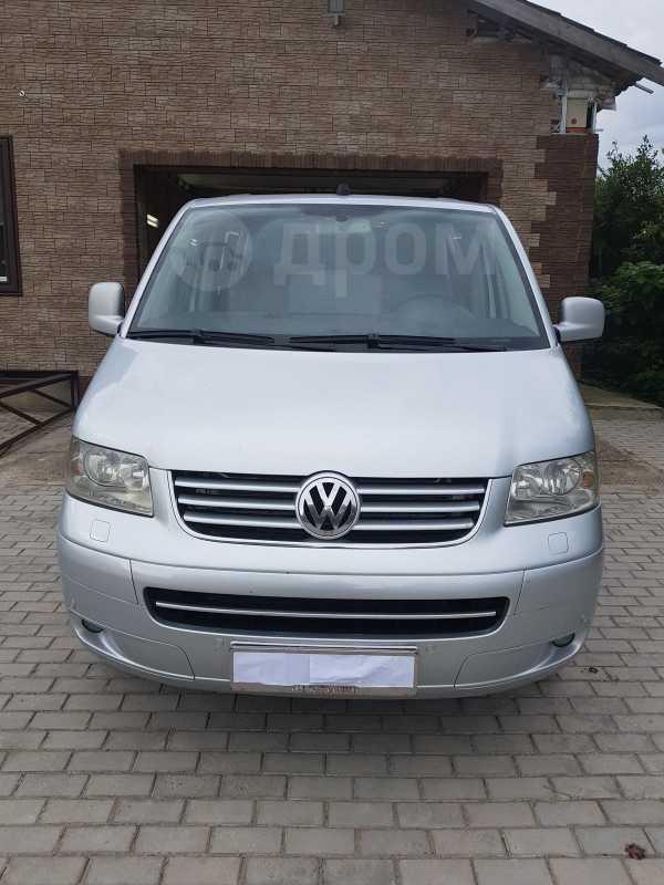 Volkswagen Multivan, 2007 год, 1 000 000 руб.