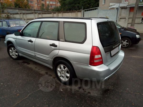 Subaru Forester, 2004 год, 345 000 руб.