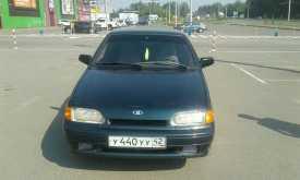 Кемерово 2115 Самара 2007