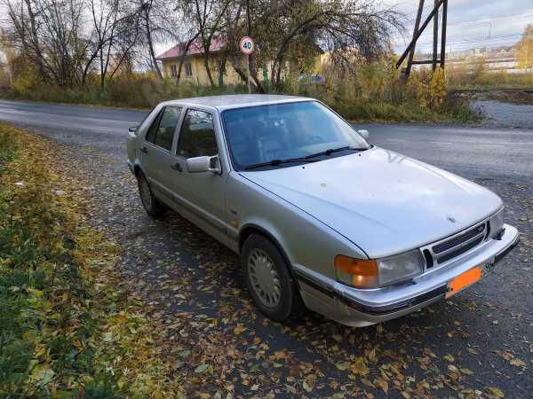 Saab 9000, 1988 год, 105 000 руб.