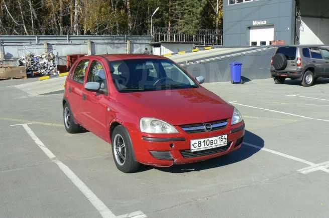 Opel Corsa, 2004 год, 145 000 руб.