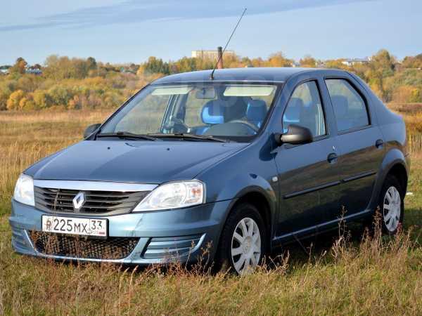 Renault Logan, 2011 год, 330 000 руб.