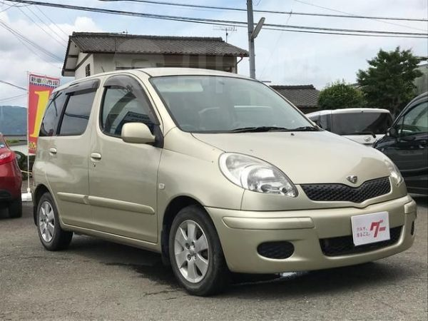 Toyota Funcargo, 2004 год, 150 000 руб.