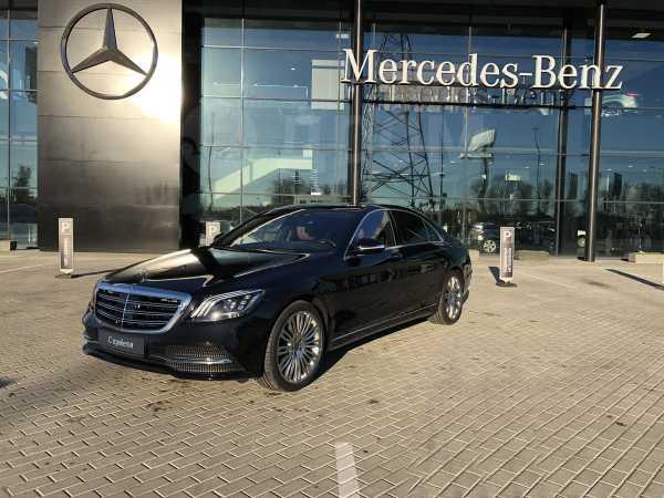 Mercedes-Benz S-Class, 2018 год, 8 329 296 руб.