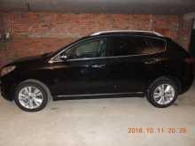 Выселки Luxgen 7 SUV 2014