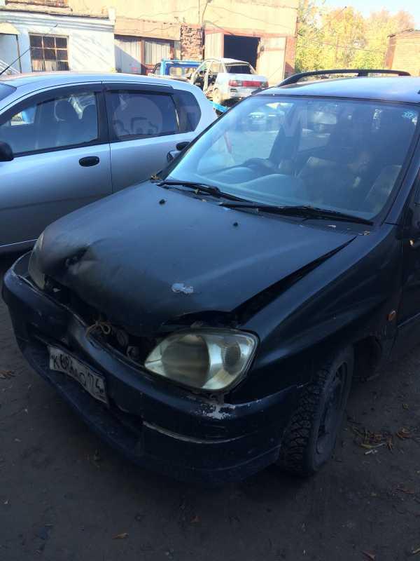 Toyota Raum, 1998 год, 125 000 руб.