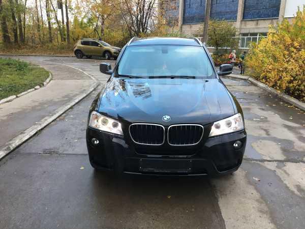 BMW X3, 2013 год, 1 137 000 руб.