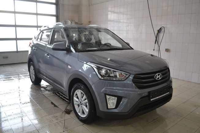 Hyundai Creta, 2018 год, 1 341 000 руб.