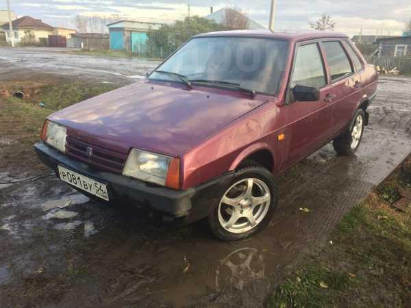 Лада 21099, 1997 год, 60 000 руб.