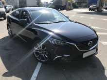 Сочи Mazda6 2017