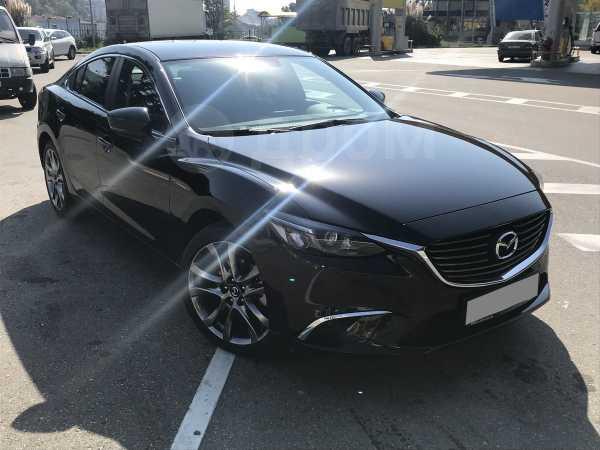 Mazda Mazda6, 2017 год, 1 530 000 руб.